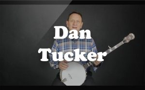 Learn Dan Tucker on the banjo