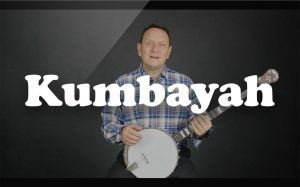 Learn Kumbayah on the banjo