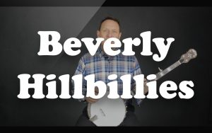 Play Beverly Hillbillies on the banjo